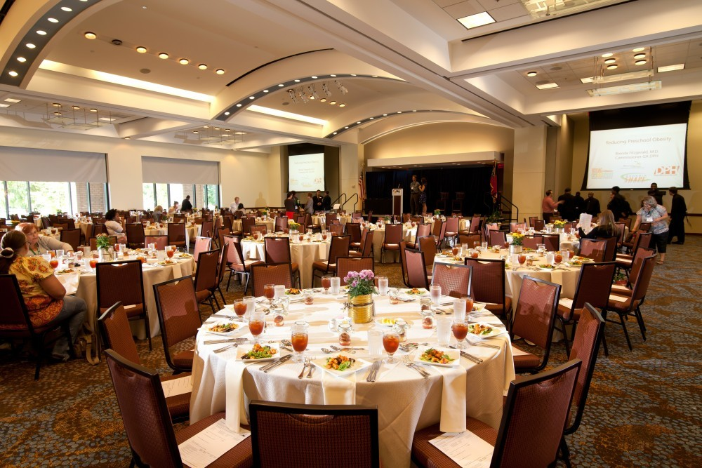 Ballroom at the Laudermilk Center