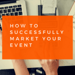 market your event