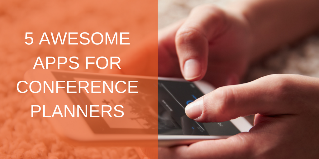 apps for conference planners